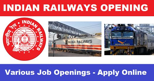 Indian Railway Recruitment Latest List