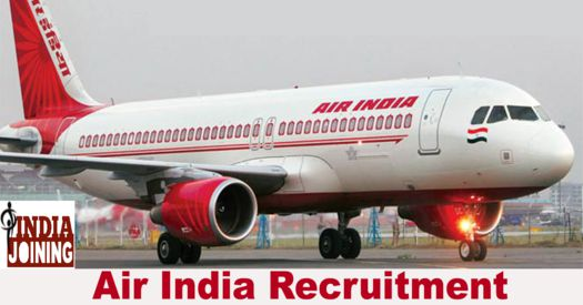 air india recruitment results