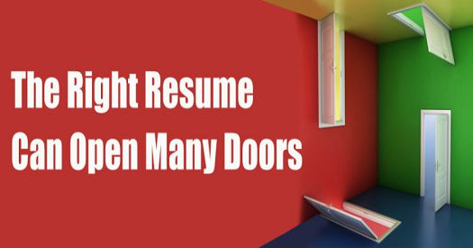 Make Right Resume