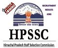 Himachal Pradesh Staff Selection Commission Results Recruitment Latest List