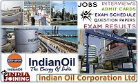 Indian Oil Corporation Recruitment And Results
